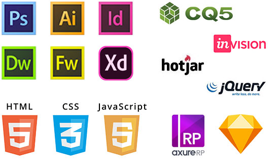 Adobe Creative Suite and other tools